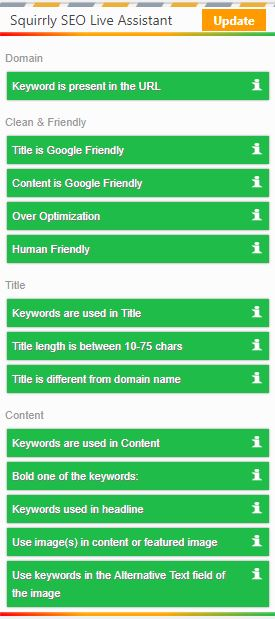 squirrly seo features