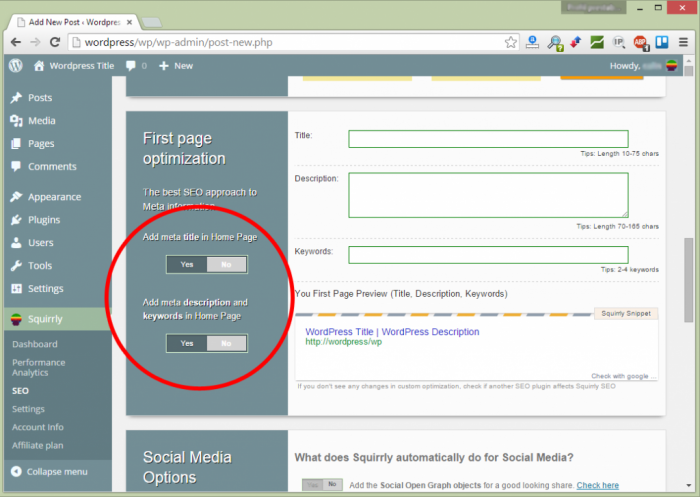 Does Squirrly SEO work with WordPress SEO by Yoast ...