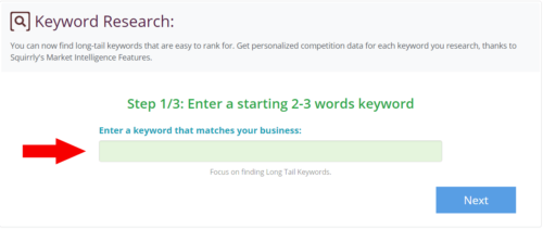 Keyword Research and SEO Strategy
