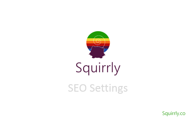 squirrly seo settings